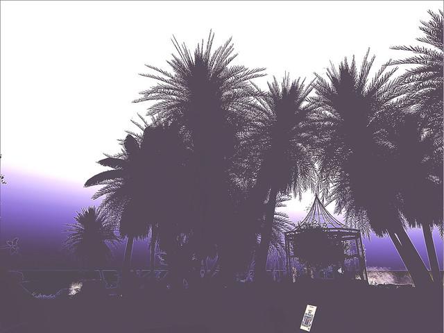 France Pittoresque -Deep Purple Sunset