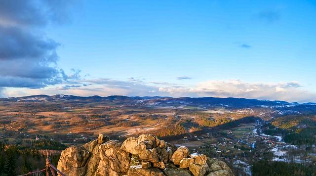 A Panorama from Sokolnik