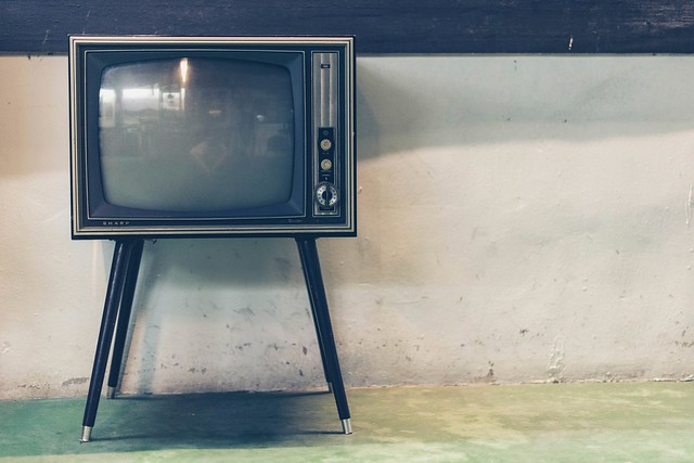 Television by sven-scheuermeier-unsplash