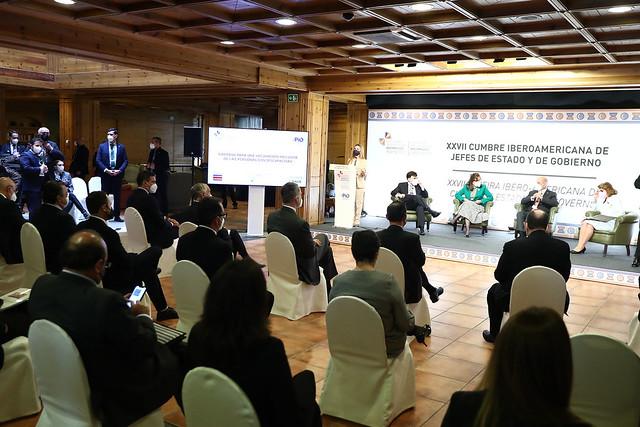 XXVII Cumbre Iberoamericana de Jefes de Estado y de Gobierno (20 y 21/04/2021)