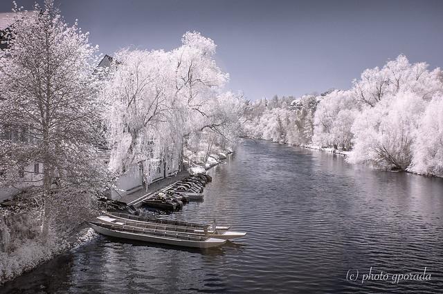 Infrared - Rottenburg am Neckar