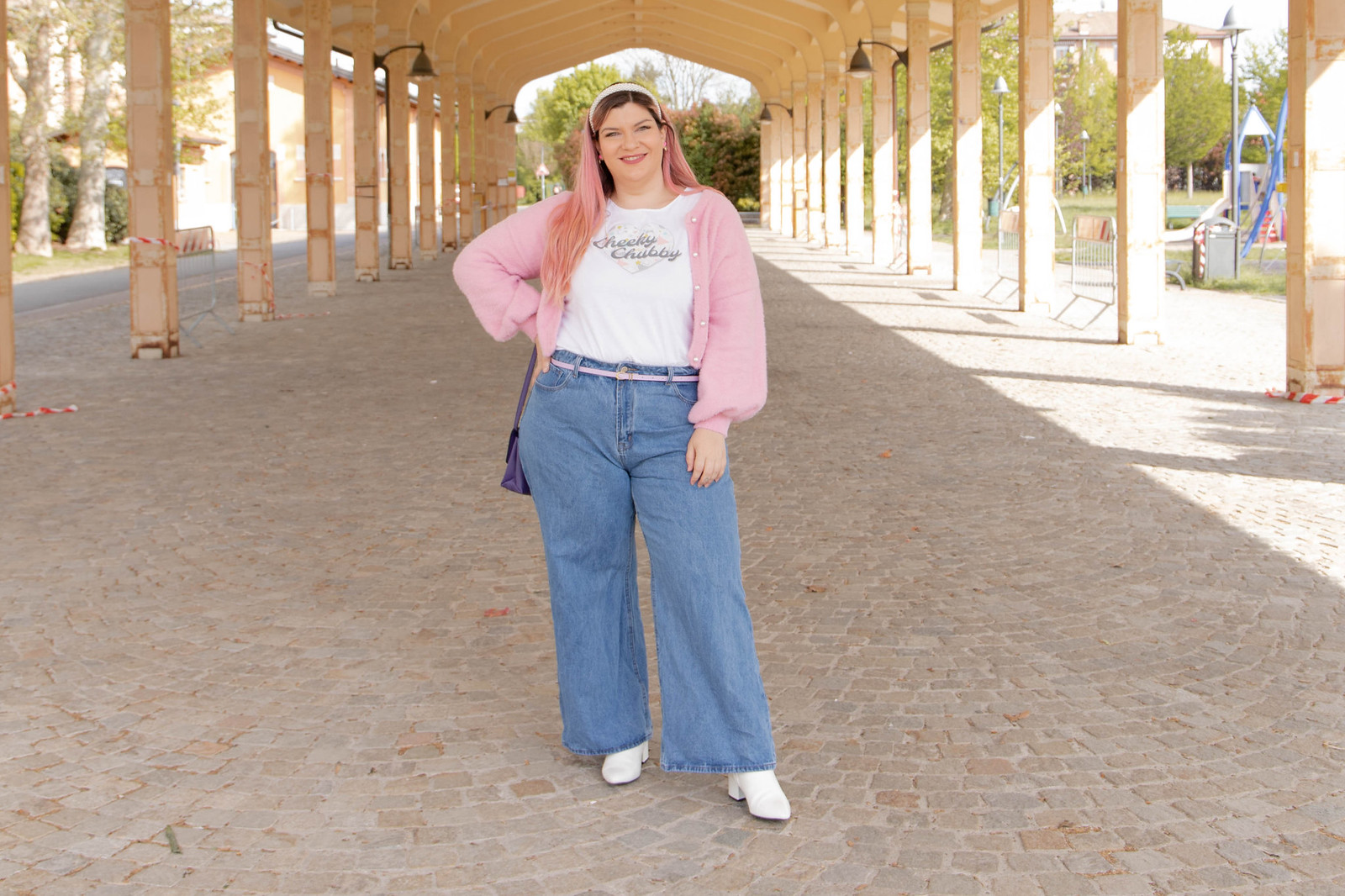 OUTFIT CURVY vision plus size jeans (10)
