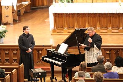 2021 Fr. Valentin Piano Recital April 17