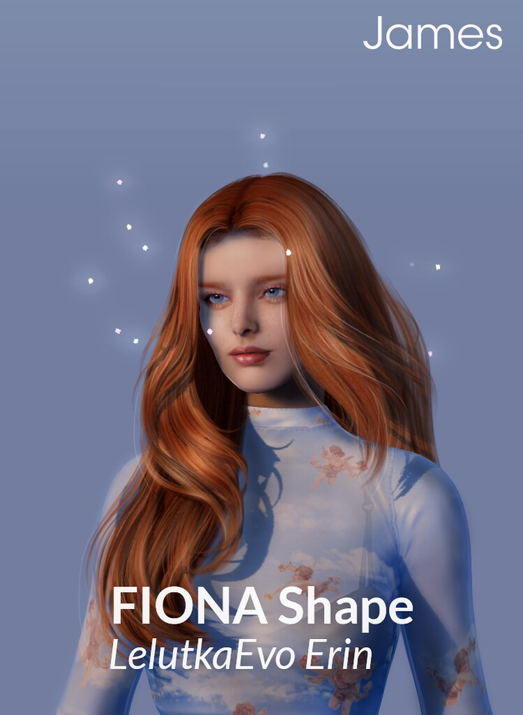 [James] Fiona Shape