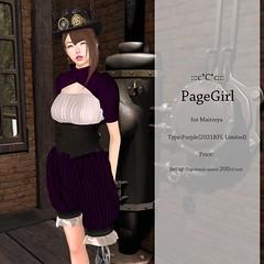 RFL :::c*C*c:::Page girl@FantasyFair