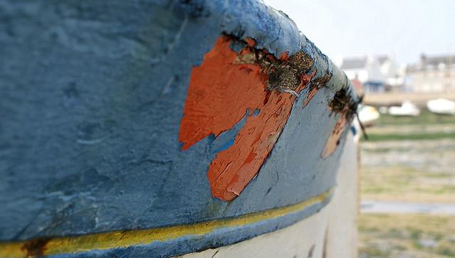 Fishing boat detail by Perrine 11y