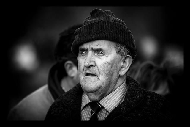 Older gent