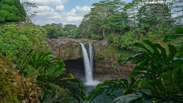 Rainbow Falls Hilo Hawaii