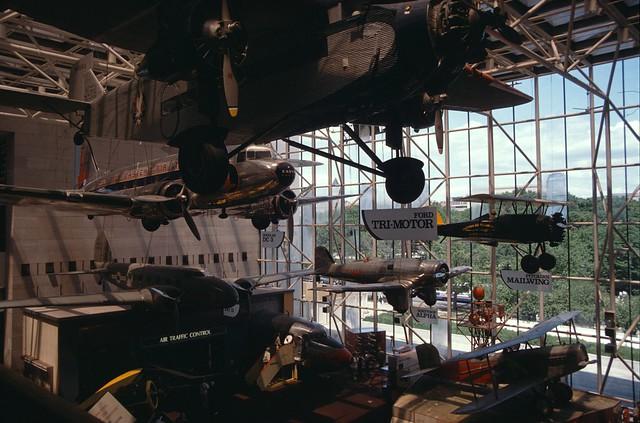 Air & Space Museum, Washington DC