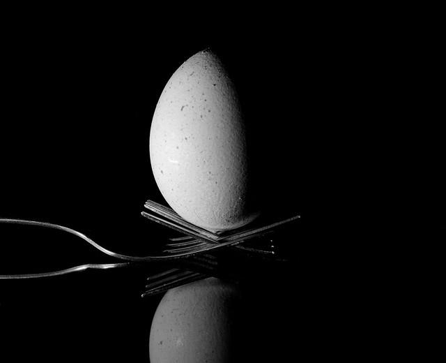 Day 96 (6th Apr) - Gabeln mit Ei