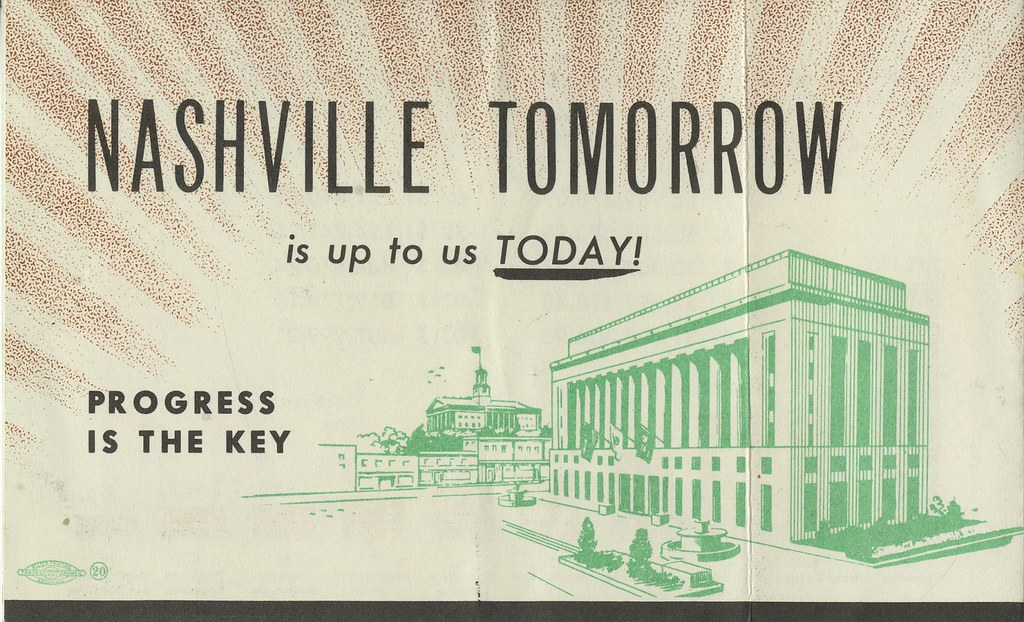 From 1956 City Beautiful Scrapbook