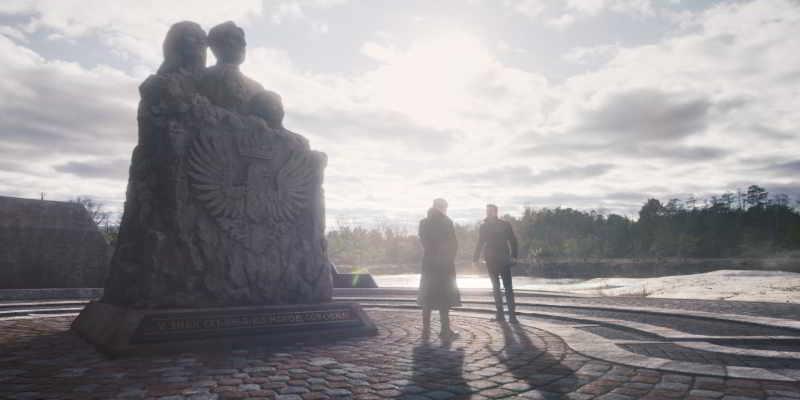 Sokovia memorial