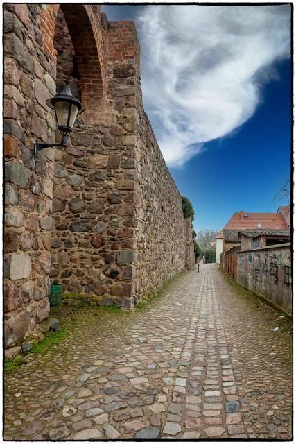 Stadtmauer Templin 4