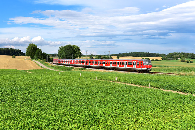 420 934-2 I S-Bahn München I Kottgeisering (12508)