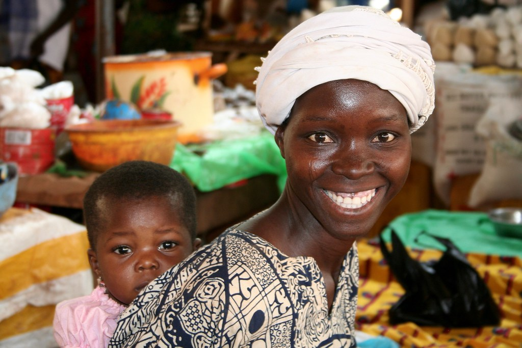 Fada N'Gourma market