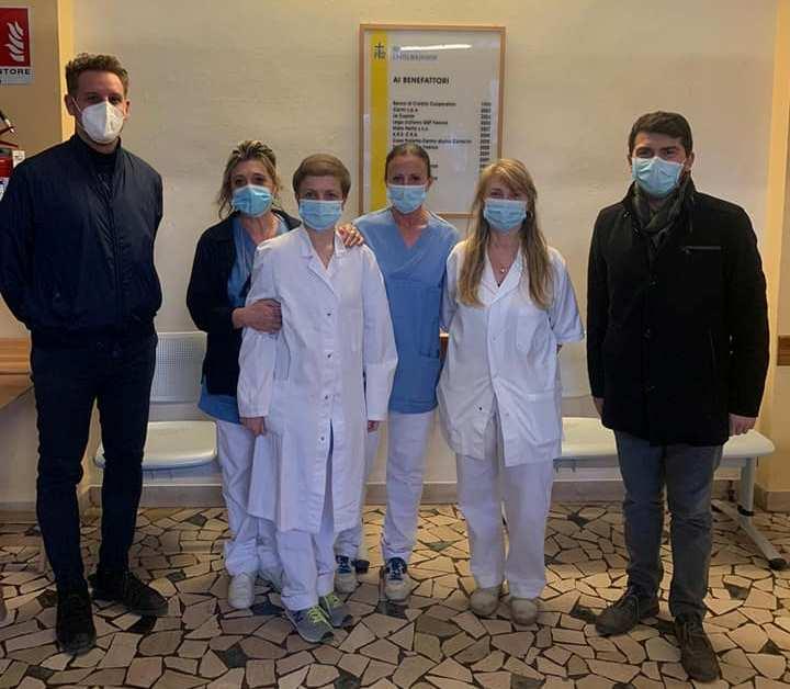 Questa settimana a Castel Bolognese traguardo dei 1000 vaccini