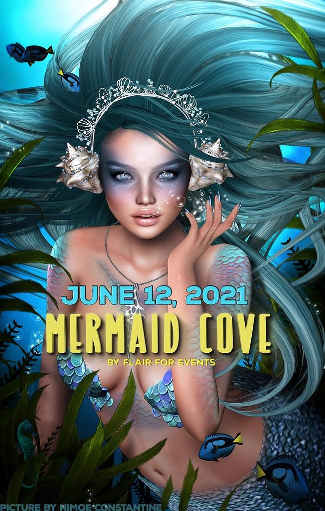 MERMAID COVE – JUNE 12