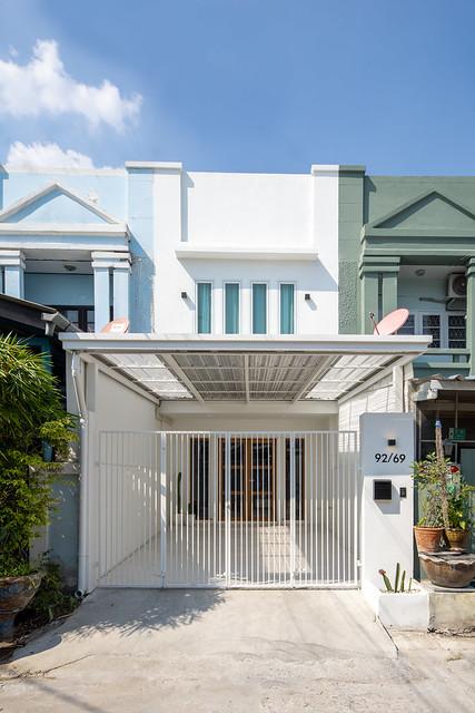 Minimal House - MUJI Style 01
