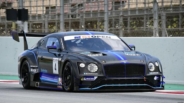 Bentley / Ivan PEKLIN / Team Lazarus