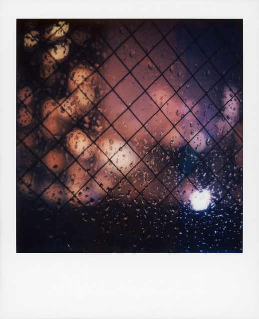 Rainy Night In DTLA