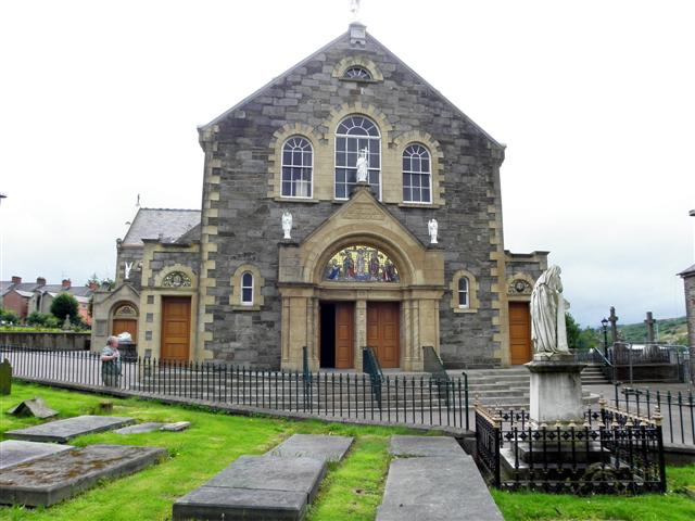 St Columba Derry City (kenneth Allen CC-BY-SA2.0)