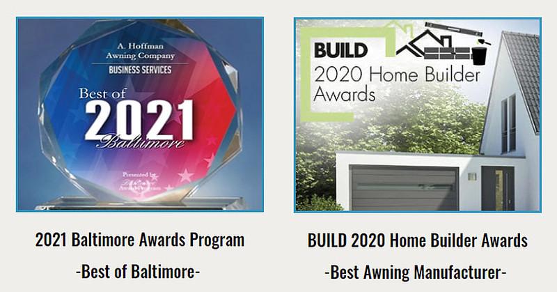 Award Winning Awning Company-Hoffman Awning Baltimore