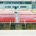 The floating stadium