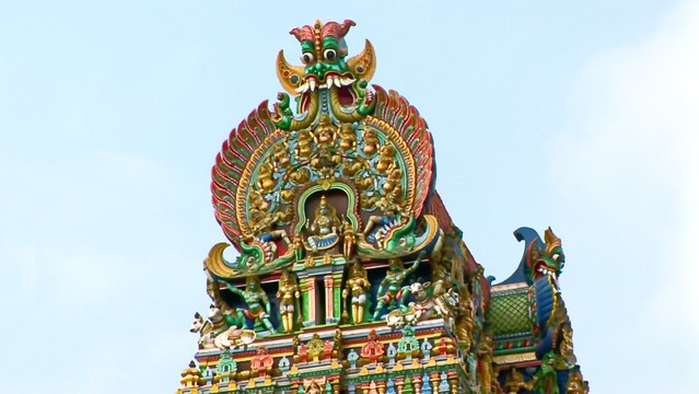 India - Tamil Nadu - Madurai - Meenakshi Amman Temple - 304