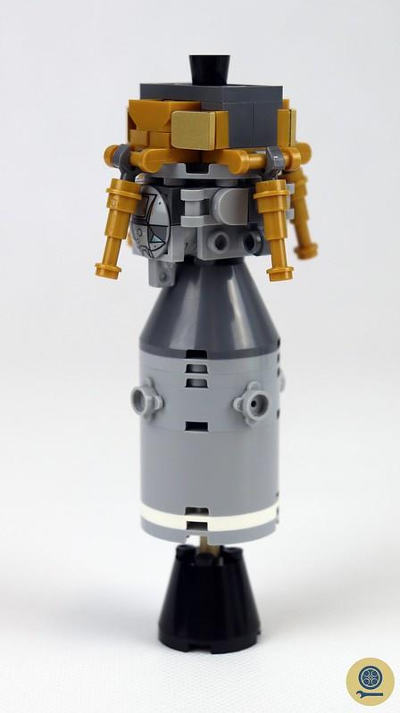92176 NASA Apollo Saturn V 5