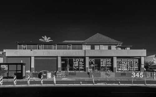 infraredphotography streetphotography sydneystreets blackwhite urbanlandscape