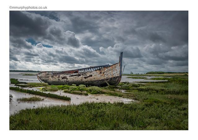 Blackwater Wreck