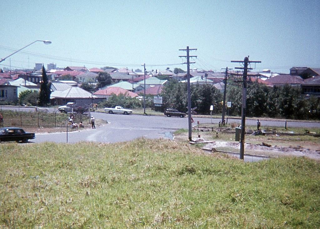 Level Crossing Accident, Botany, NSW.