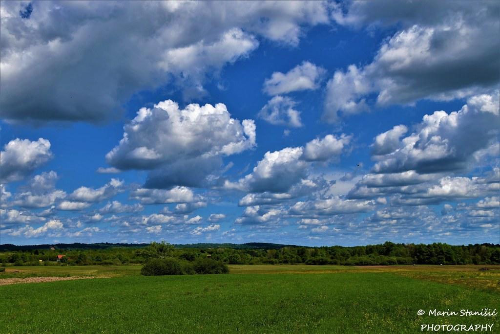 Clouds and clouds and more clouds.... -Jaškovo, Croatia