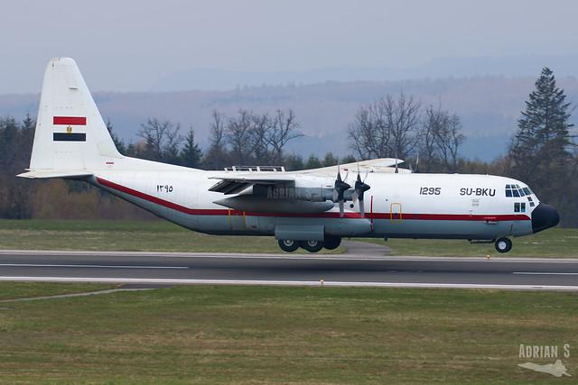 1295 C-130H-30 Hercules | EDFH | 21.04.2021
