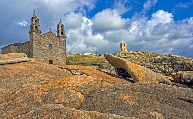 Santuario Virxe da Barca, Muxía (A Coruña)