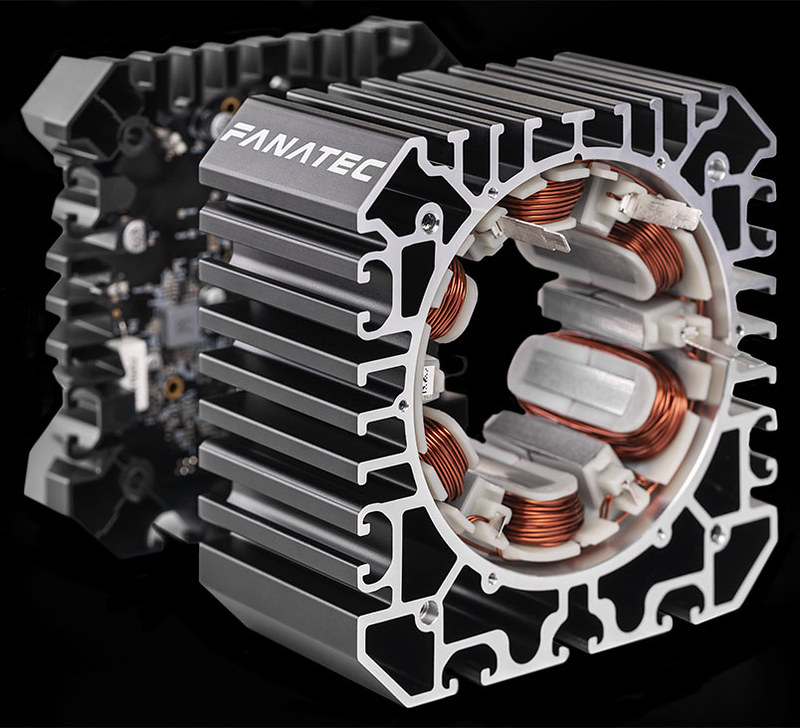Fanatec CSL DD Custom motor