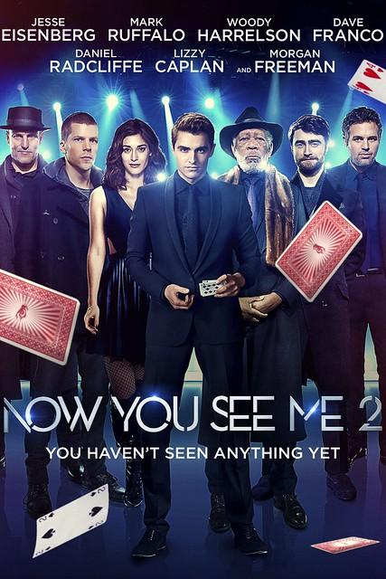 دانلود فیلم Now You See Me 2 زبان اصلی بدون سانسور