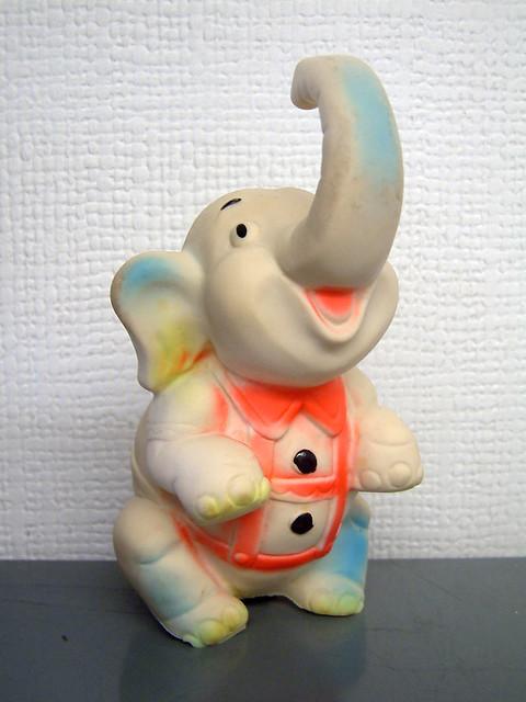 Elephant Squeaker