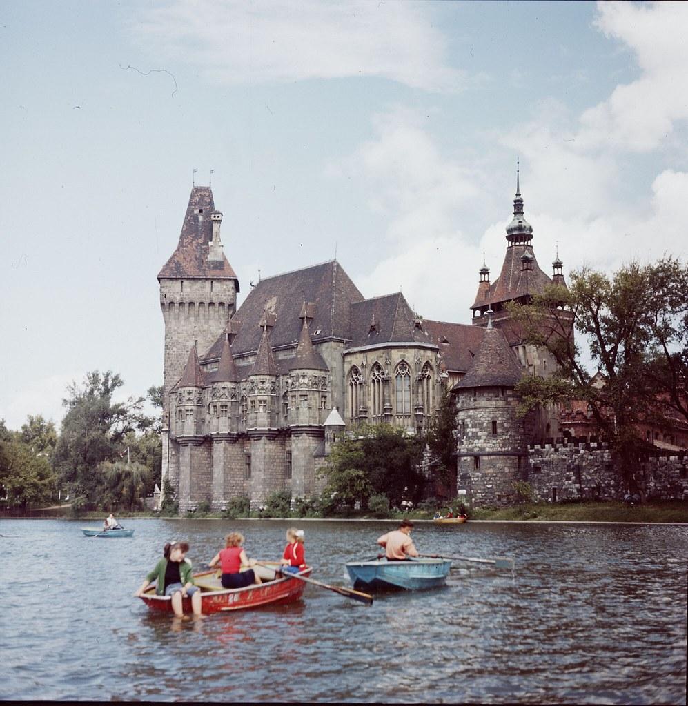 17. Церковь на воде в Будапеште