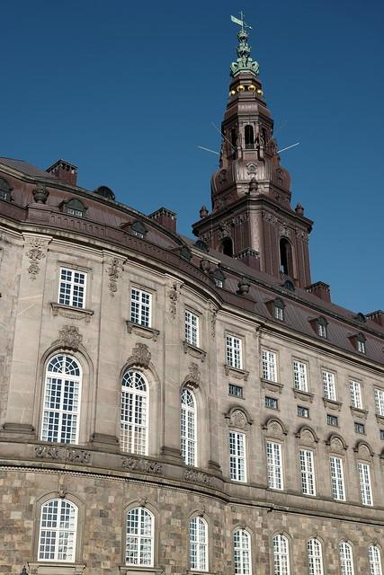 Christiansborg today / Leica SL