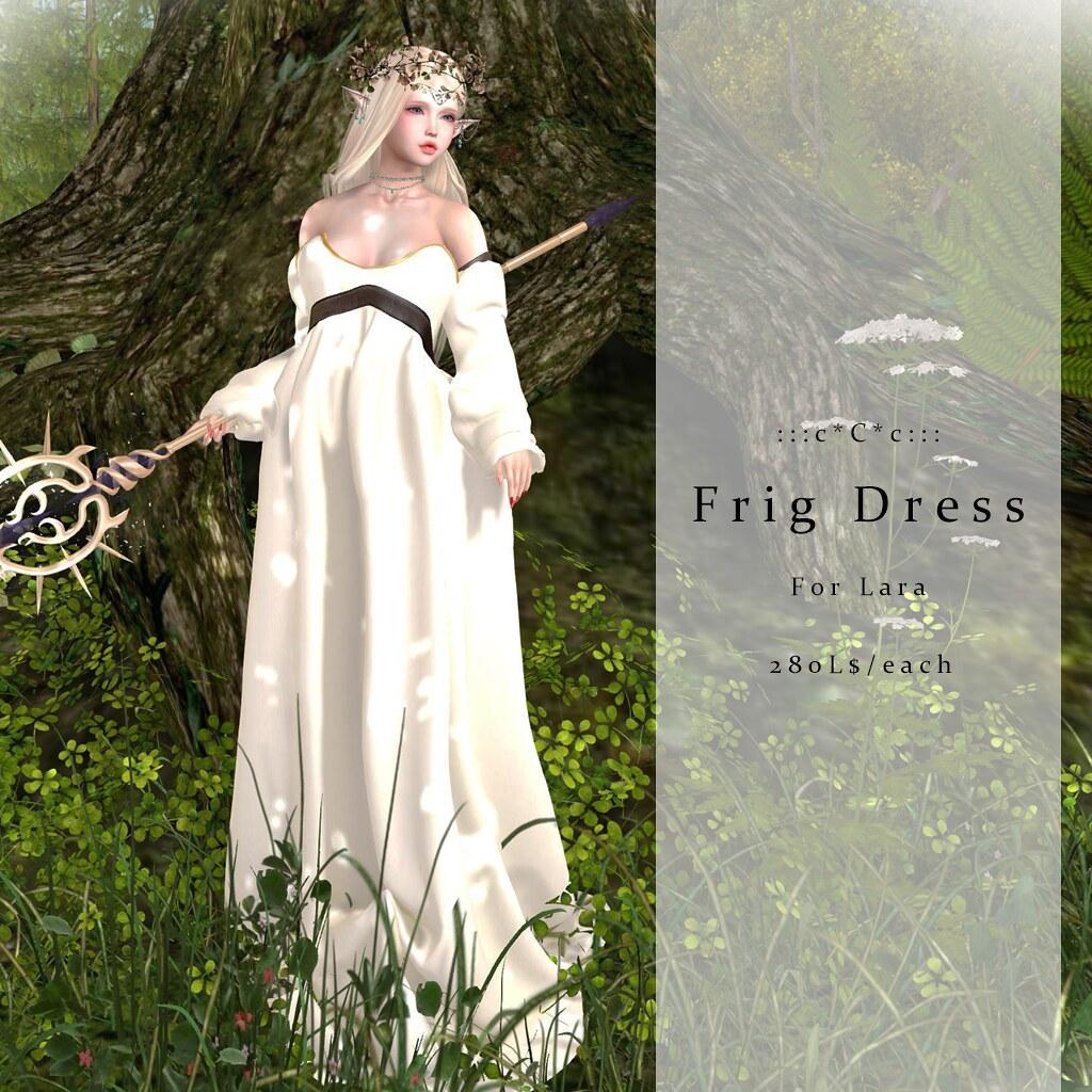 :::c*C*c:::Frig Dress@FantasyFair