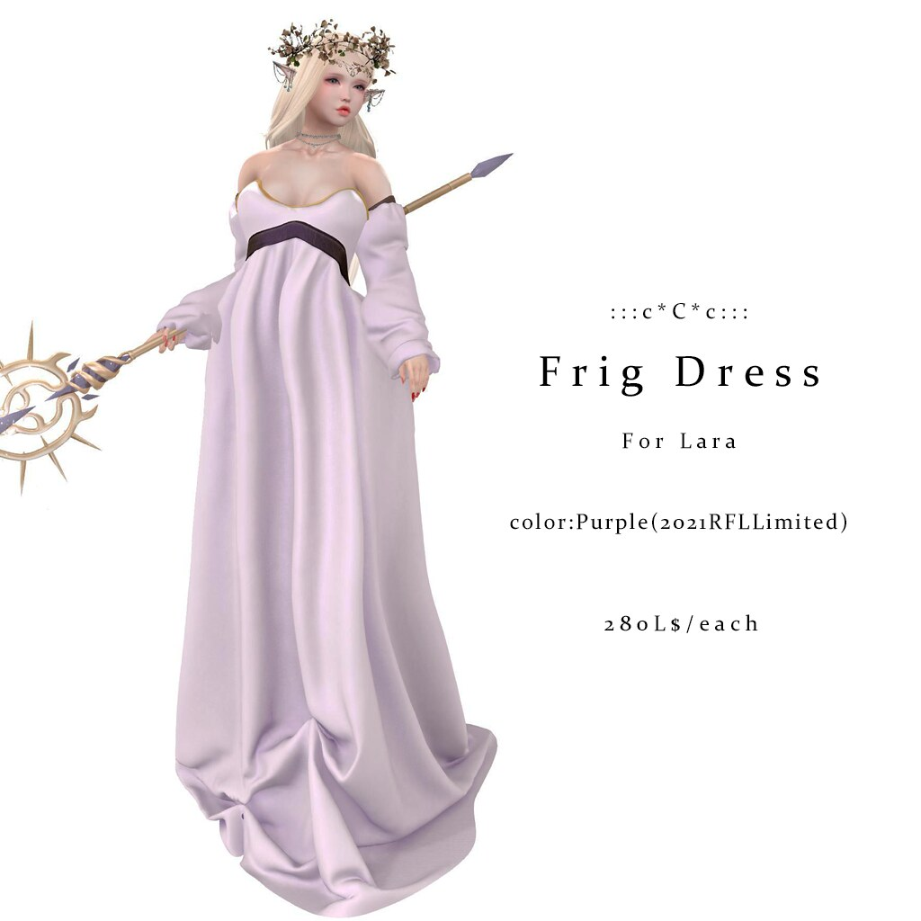 RFL :::c*C*c:::Frig Dress@FantasyFair