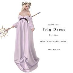 RFL :::c*C*c:::Frig Dress@FantasyFair