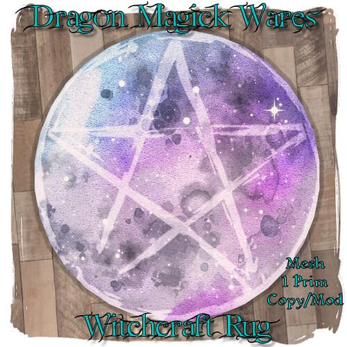 Witchcraft Rug