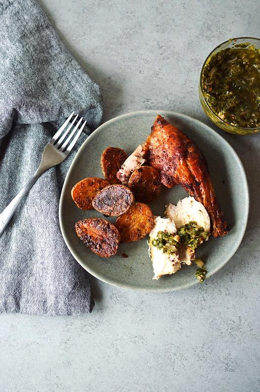 Smokey Chicken {Gluten Free, Whole30, Keto, Paleo}