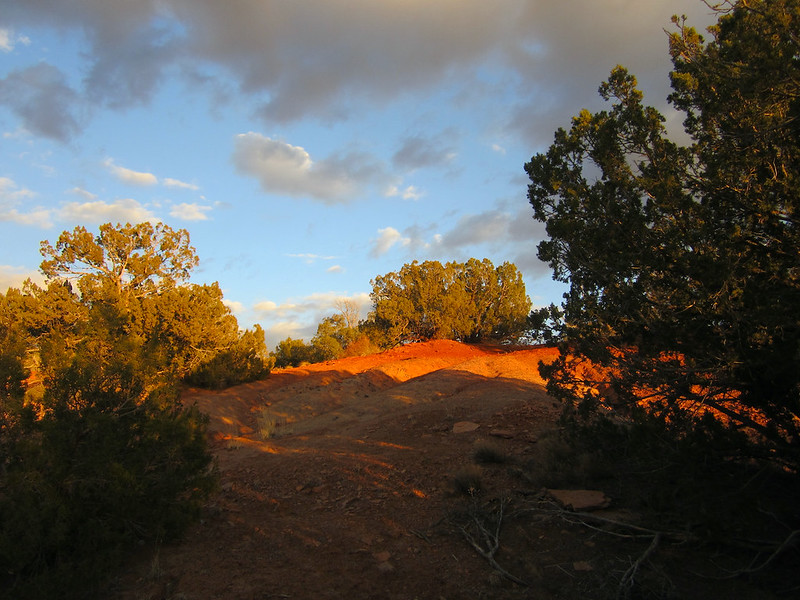 PHOTO.red earth Apache County