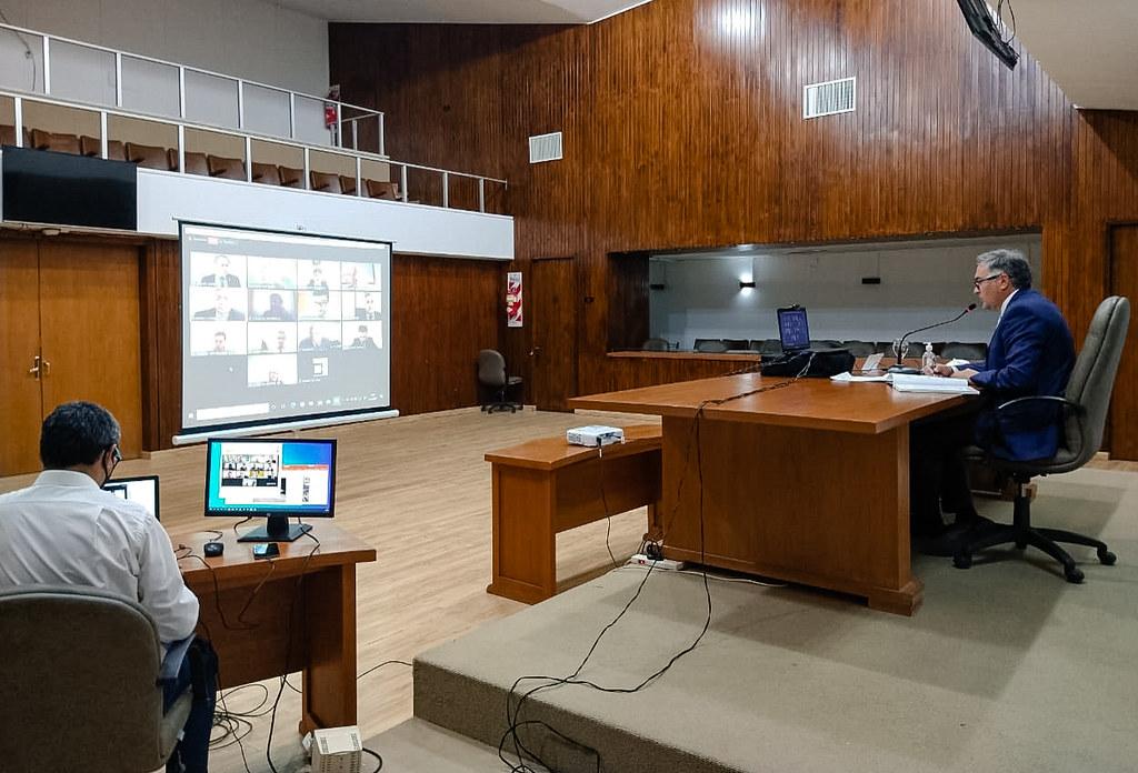 2021-04-22 Sesión ordinaria del Concejo Deliberante
