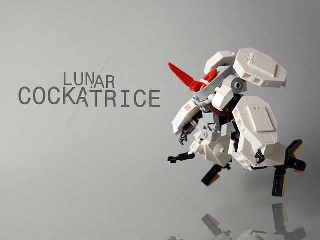 Lunar Cockatrice
