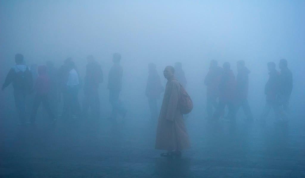 Les données sur la pollution en Chine ont été manipulées