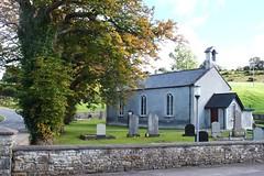 Slavin Parish Church Belleek, Exterior
